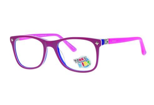 924c6c9dd45 Tonny Kids acetaat mt 48 paars/blauw/roze - Optiplus Website [OUD]
